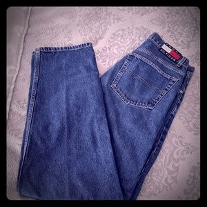 Tommy Hilfiger Blue Jeans 36, inseam 34 relaxed